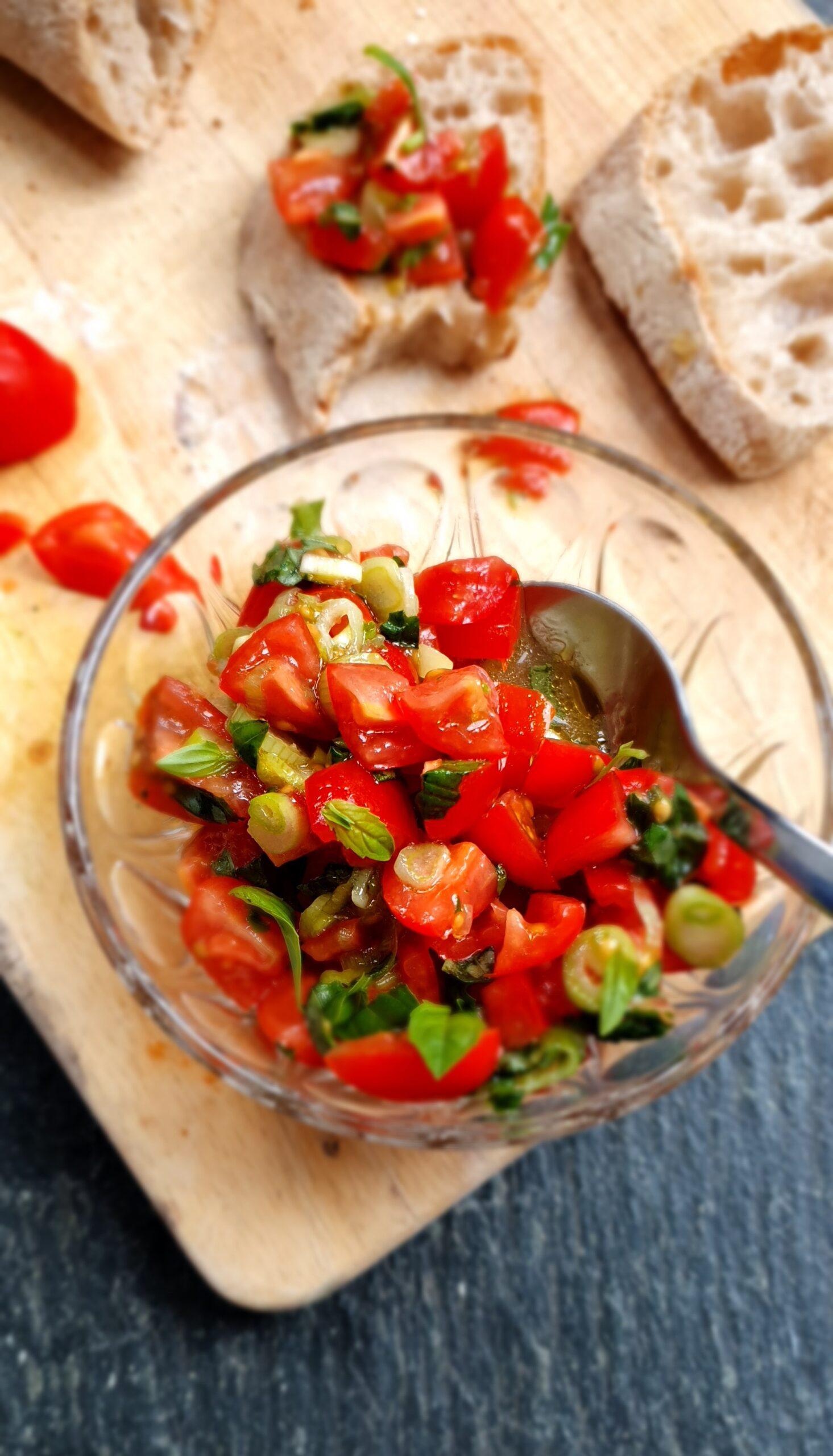 Tomato Crush; Delalicious; Sinead Delahunty